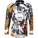 BMX Mountain Bike Broken Head MX Jersey Division Gr/ün I Langarm Funktions-Shirt F/ür Moto-Cross Offroad I Gr/ö/ße XL