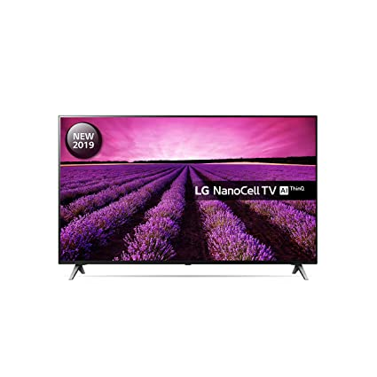 LG 49SM8500PLA 49-Inch UHD 4K HDR Smart NanoCell LED TV with Freeview Play  - Black colour (2019 Model) [Energy Class A]