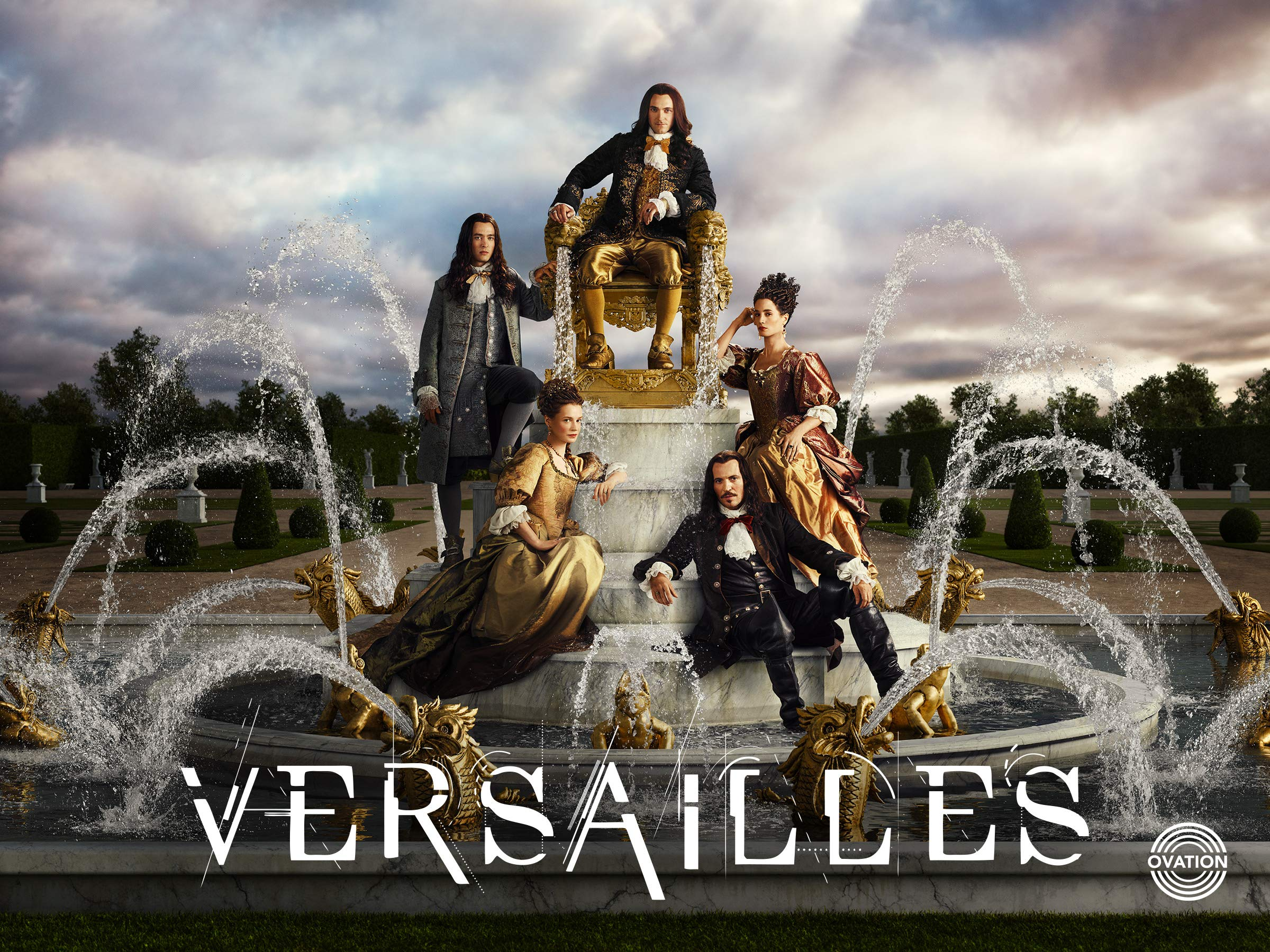 Amazon com: Watch Versailles, Season 3 | Prime Video