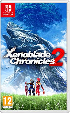 Xenoblade Chronicles 2 (Nintendo Switch): Amazon co uk: PC