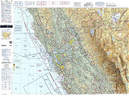 cc2024f136f Image Unavailable. Image not available for. Color  FAA Chart  VFR Sectional  SAN FRANCISCO SSF (Current Edition)
