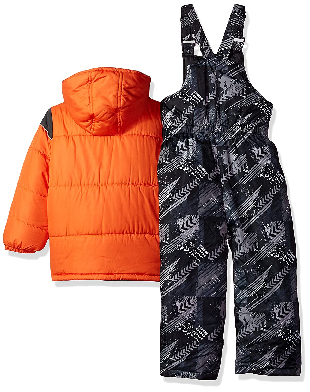 IXtreme Little Boys BB Snowsuit in Camo Print