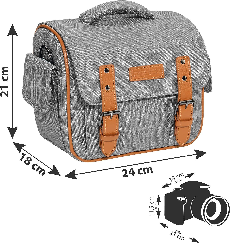 Pedea Dslr Kameratasche Vintage Fototasche Für Kamera