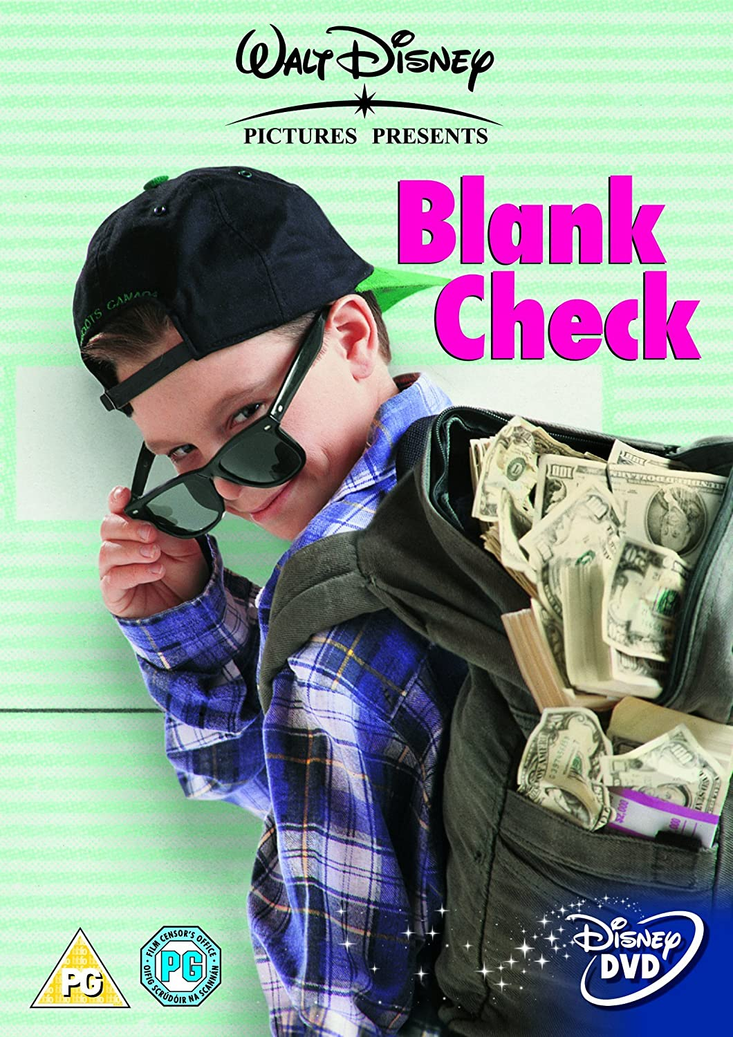 Image result for blank check 1994