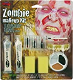 Fun World FBA_FW-9421-Z Male Zombie Halloween Make up Kit