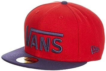 Vans Mens Drop V New Era Baseball Cap -  4859313045