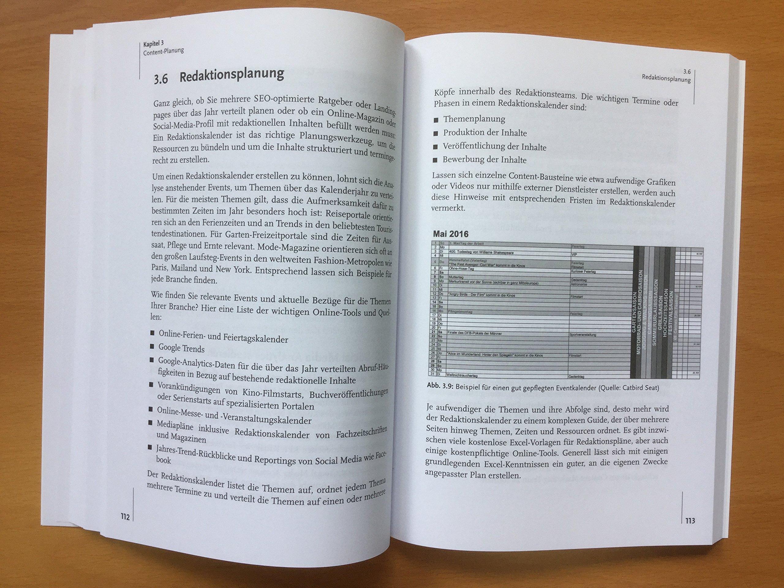 Content Marketing. Das Praxis-Handbuch für Unternehmen: Strategie ...