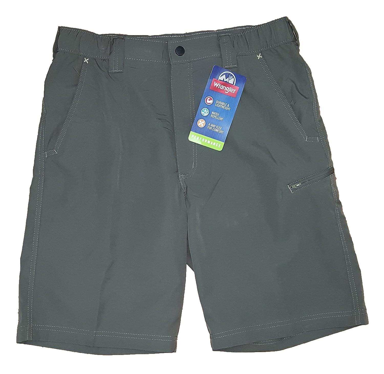 58eac4b872 Wrangler sagebrush Performance Hybrid Side Elastic Stretch Short - 40 at  Amazon Men's Clothing store: