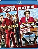 Anchorman / Anchorman 2 [Blu-ray]