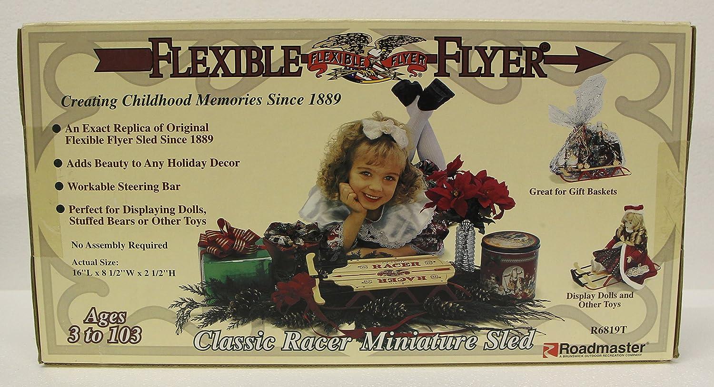 Flexible Flyer Classic Racer Miniature Sled