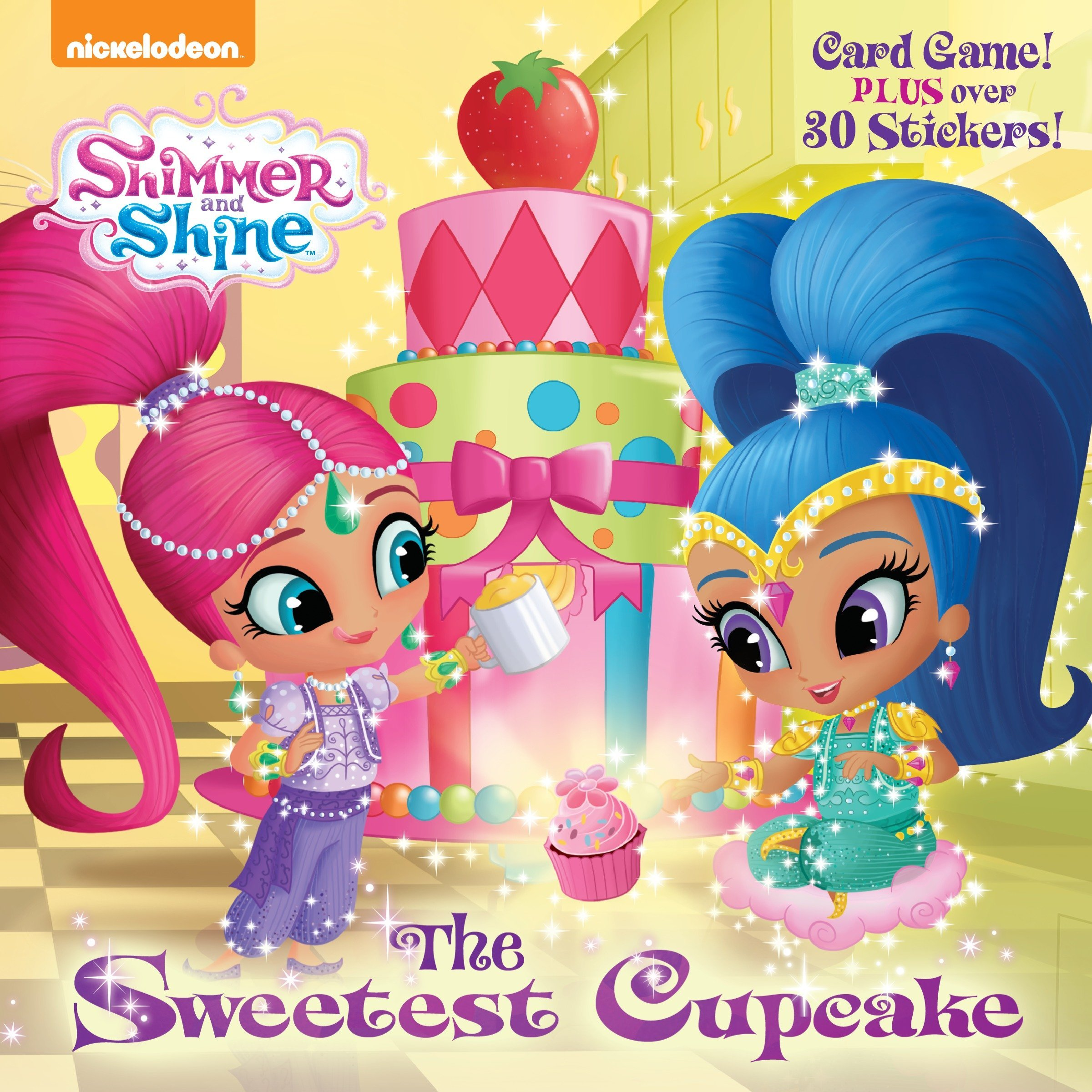 Download The Sweetest Cupcake (Shimmer and Shine) (Pictureback(R)) pdf