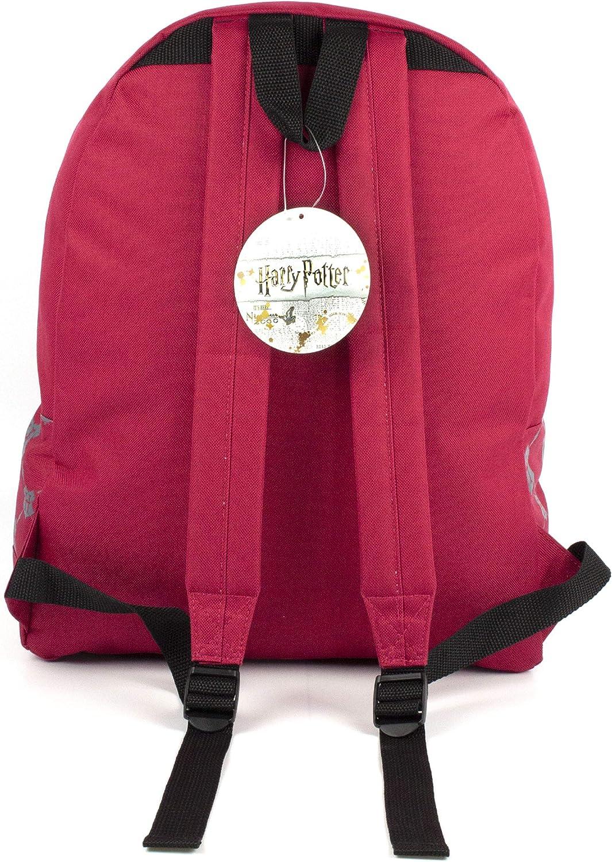 HARRY POTTER Poudlard Patch badges sac /à dos