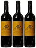 Castillo de Manzanares Tempranillo Reserva 2010 Wine 75 cl (Case of 3)