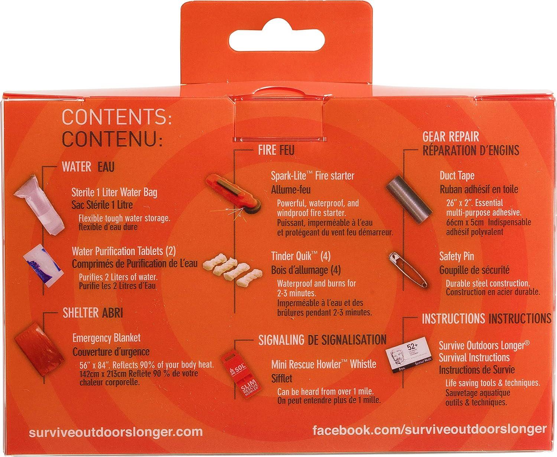 Adventure Medical Traverse SOL Survival Kit