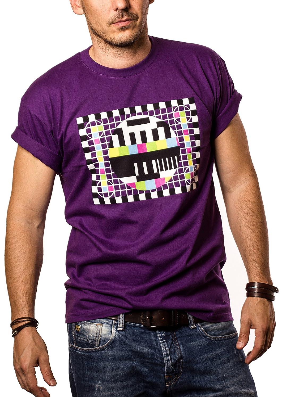 Big Bang Theory T-Shirt TESTBILD Herren/Männer