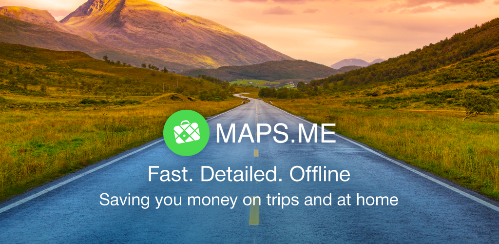 MAPS ME — Offline Maps and Navigation
