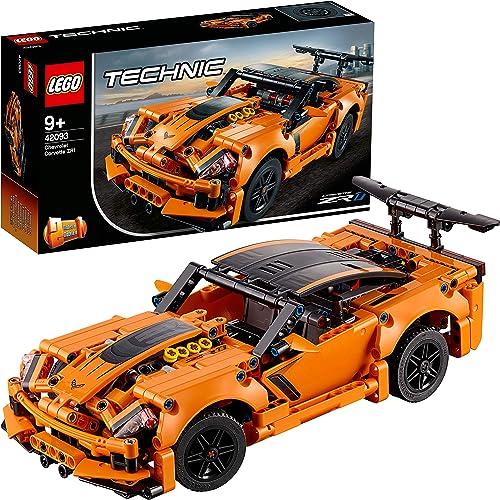 LEGO Technic Chevrolet Corvette ZR1 42093 Building Kit (579 Pieces)