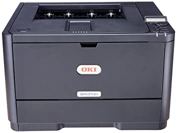 Amazon.com: OKI B431dn Negro digitral de datos overol ...