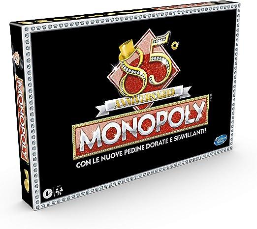 Monopoly 85° Aniversario: Amazon.es: Juguetes y juegos