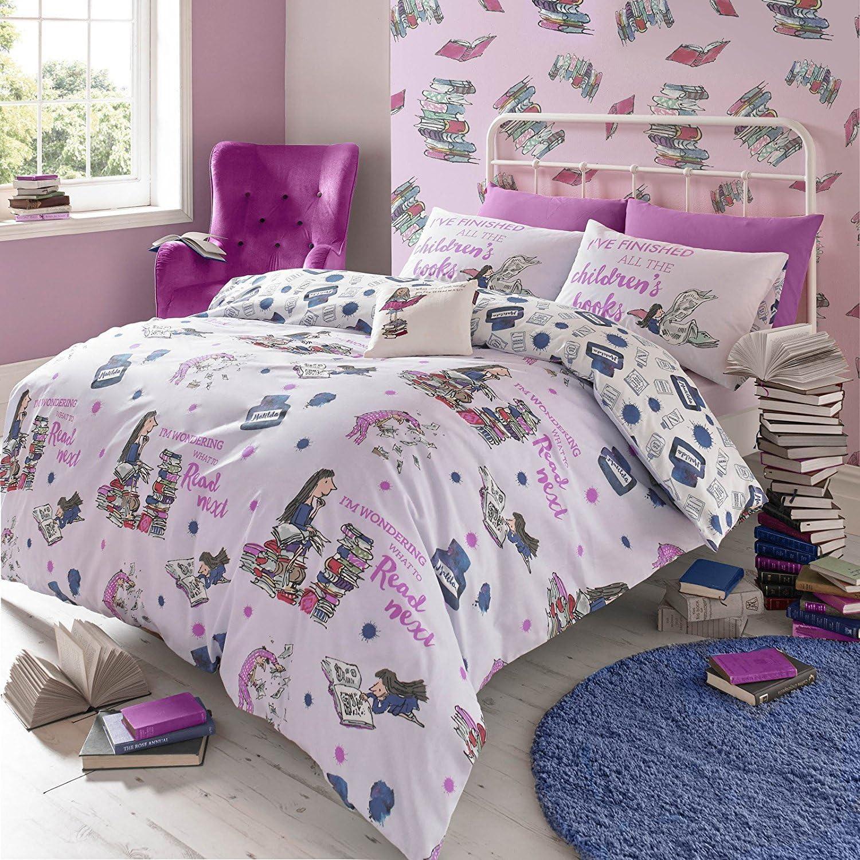 MATILDA Patchwork Bedding, by Roald