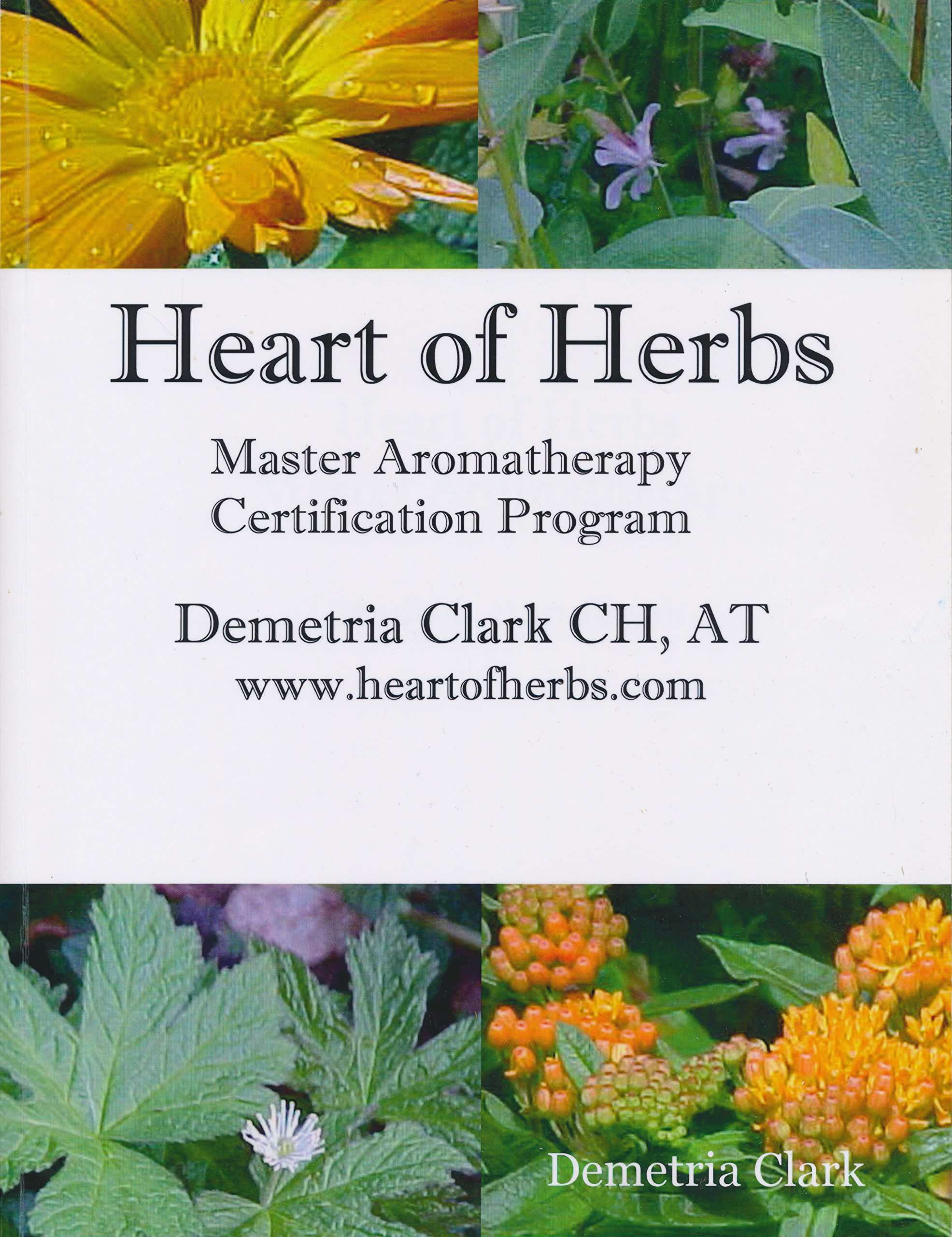 Heart Of Herbs Master Aromatherapy Certification Program Student