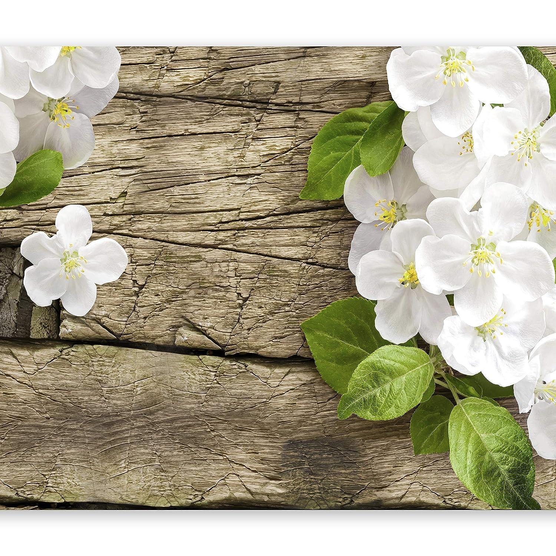 Murando - Fototapete 400x280 cm - Vlies Tapete - Moderne Wanddeko - Design Tapete - Wandtapete - Wand Dekoration - Blumen 10110906-77