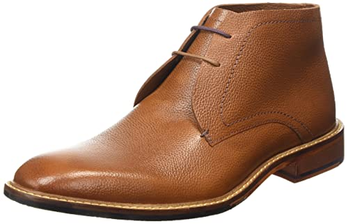 Ted Baker Men Torsdi 4 Chukka Boots Brown Tan 6 UK