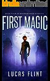 First Magic (Minimum Wage Sidekick Book 4)