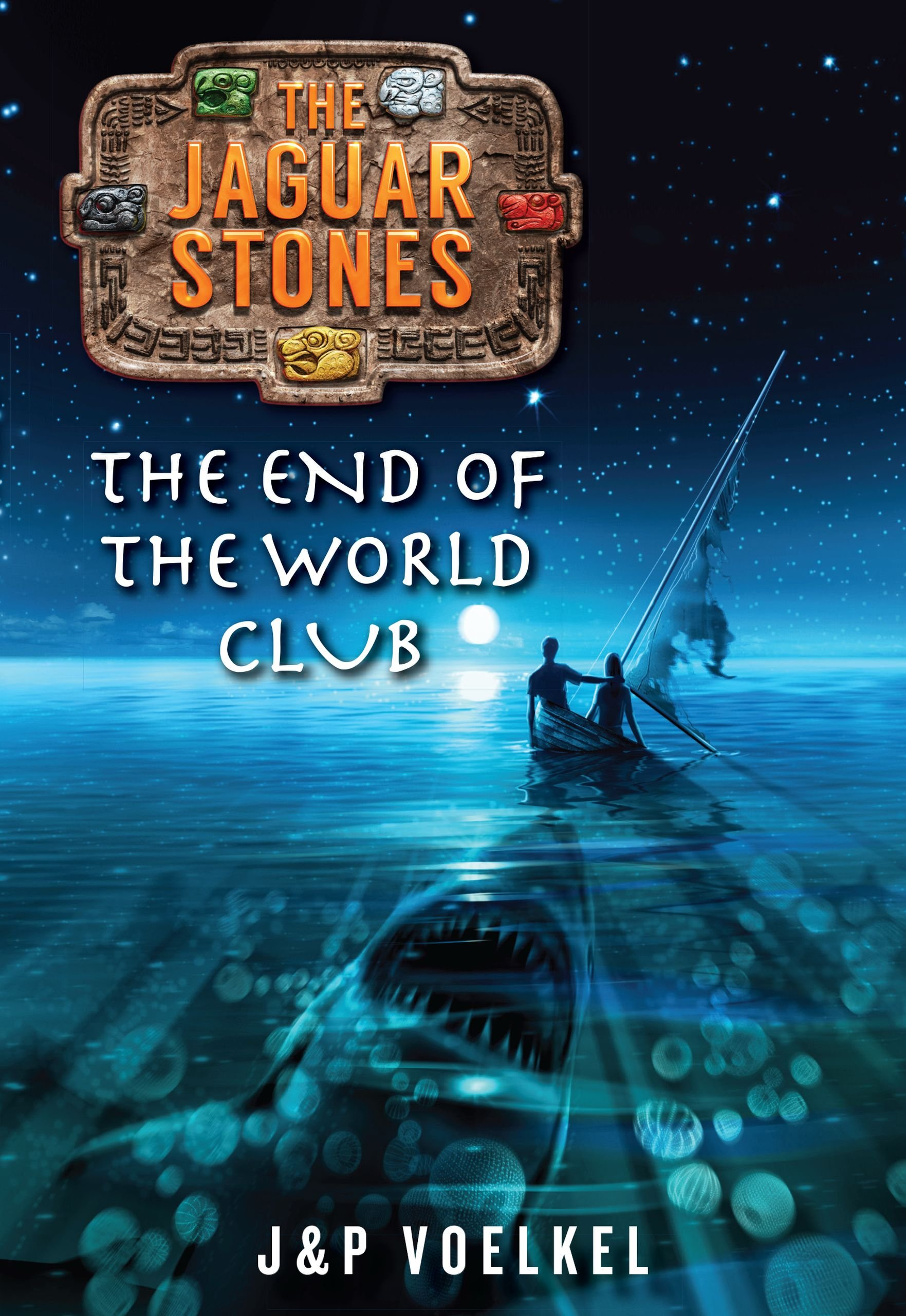 The Jaguar Stones, Book Two: The End of the World Club PDF ePub fb2 ebook