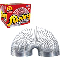Walking Spring Toy, Metal Slinky, Fidget Toys, Party Favors and Gifts, Toys for 5 Year Old Girls and Boys, 1 Special…
