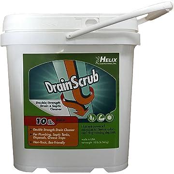 Helix Laboratories DrainScrub