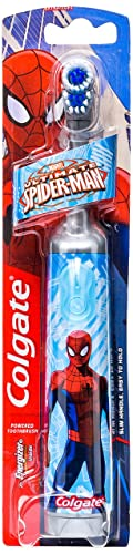 Colgate Spider-Man Kids Battery Powered Toothbrush