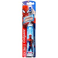 Cepillo Baterías Infantil Spiderman Colgate