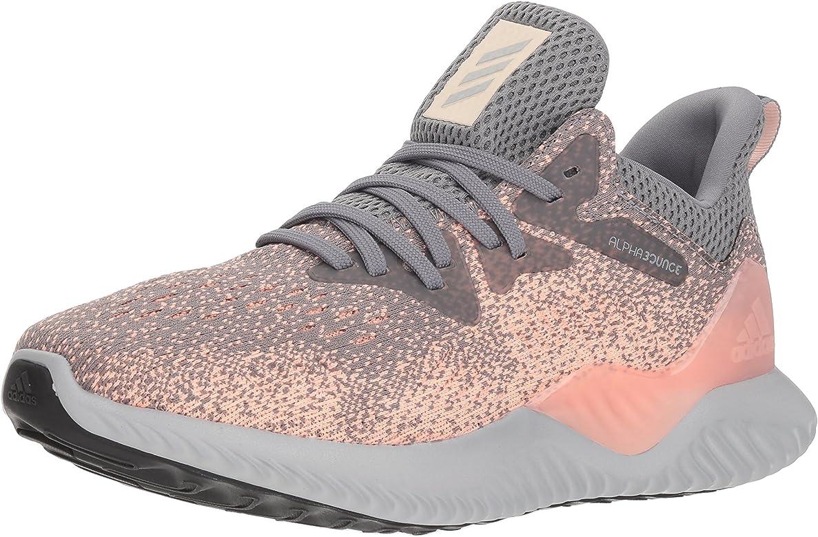 contacto Prisionero collar  adidas Alphabounce Beyond - Zapatillas de correr para mujer, color gris y  naranja claro, 5,5 M US: Amazon.es: Zapatos y complementos