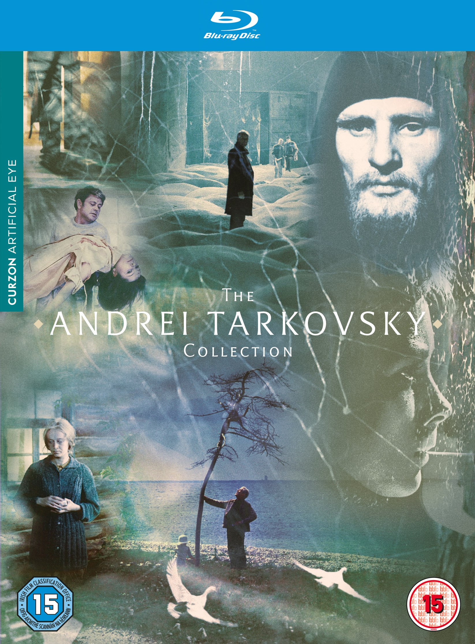Sculpting Time - The Andrei Tarkovsky Collection [Blu-ray]