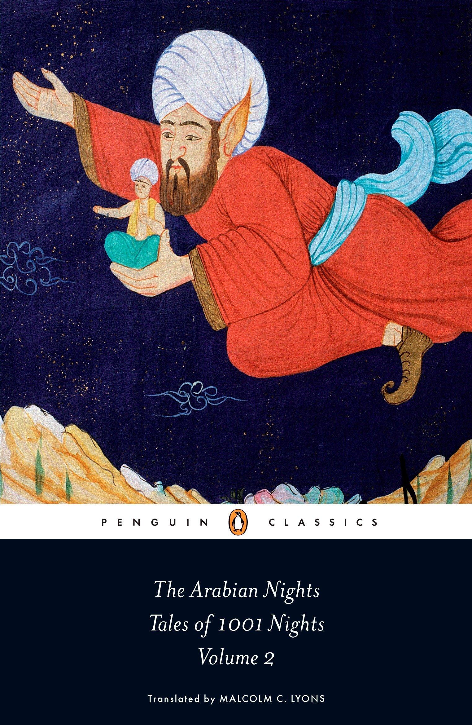 The Arabian Nights  Tales Of 1001 Nights  Volume 2