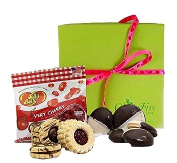 Amazon gluten free palace be mine kosher valentine gift box gluten free palace be mine kosher valentine gift box valentine day cookies gluten negle Images