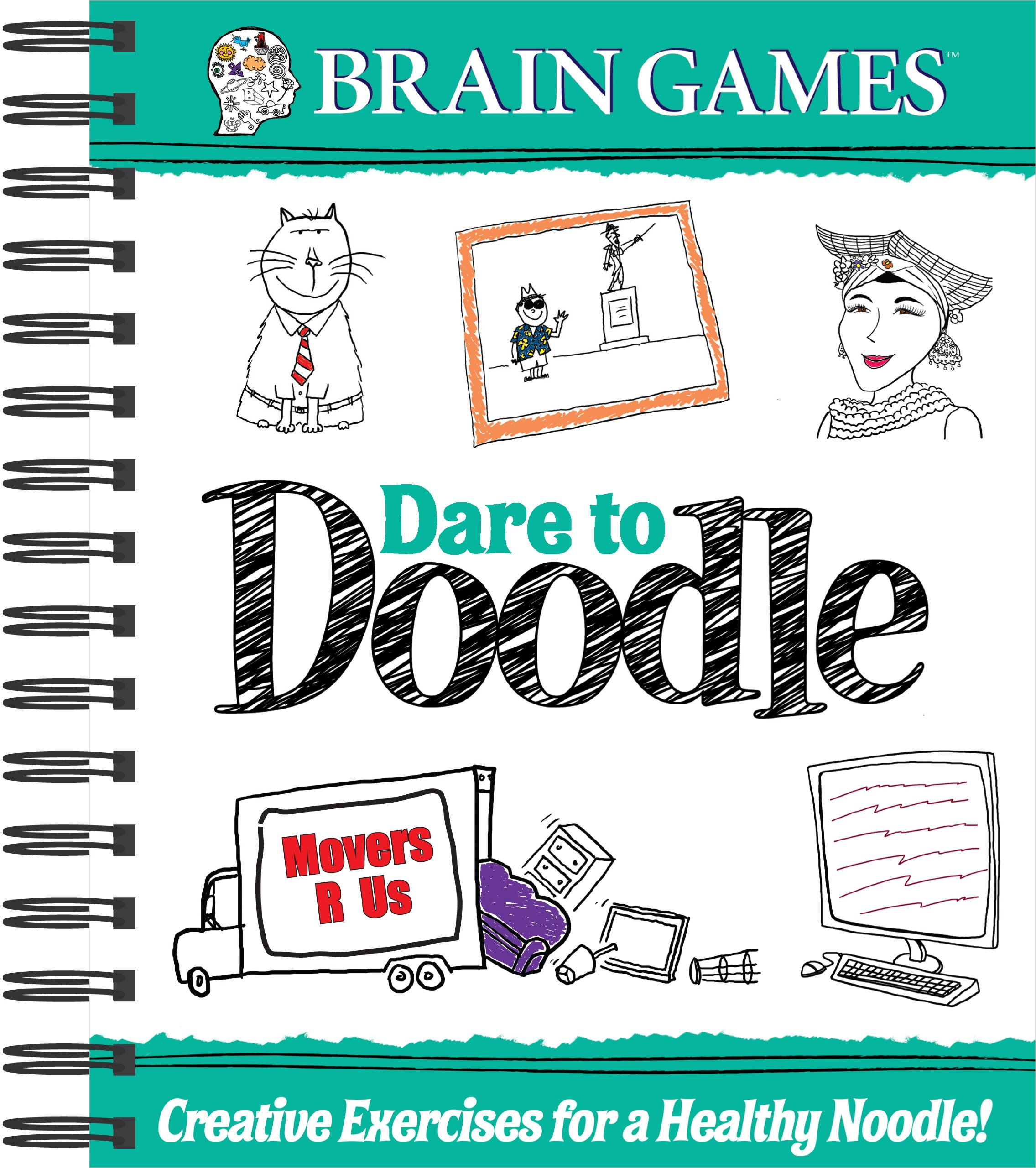 Brain Games Dare Doodle 2 product image