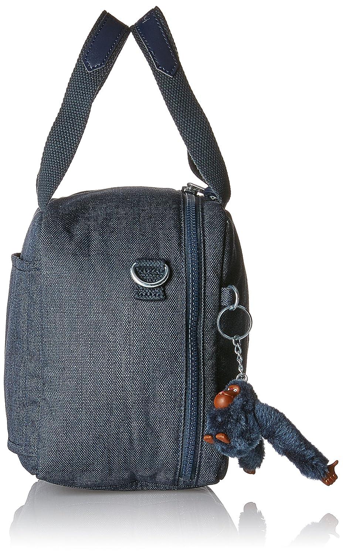 Kipling - MIYO - Fiambrera con asa para carrito - Jeans True Blue - (Azul): Amazon.es: Equipaje