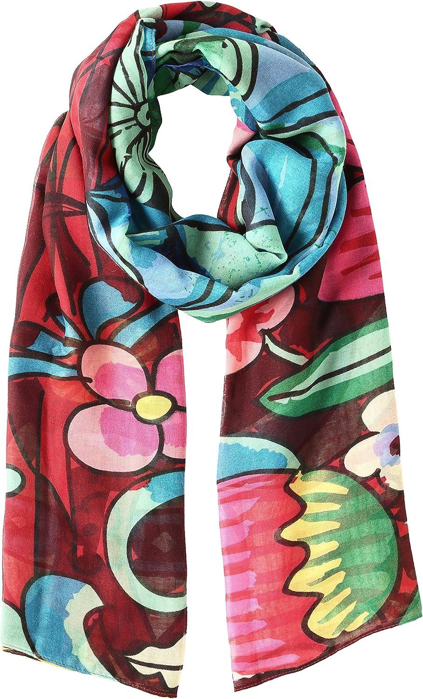 Taille unique Foulard Tour De Cou Fille Rose Fresa 3001 Desigual Pa/ñu/_malayo Taille fabricant: U