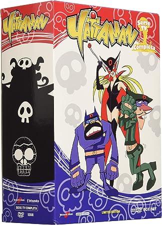 Yattaman - La Serie Completa (Esclusiva Amazon) (22 DVD)