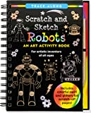 Scratch and Sketch Robots - Trace Along