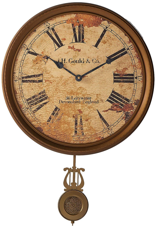 Howard Miller 620 - 441 J.H. Gould & Co. III reloj de pared por: Amazon.es: Hogar