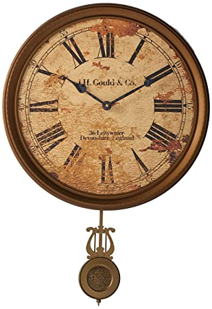 Howard Miller 620 – 441 J.H. Gould & Co. III reloj de pared por