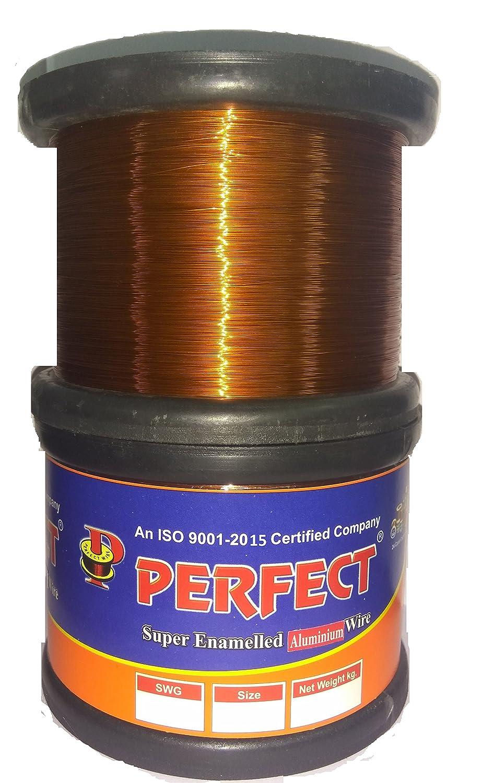 Super Enamelled Aluminium Winding Wire 1 Kg Amazon In Industrial Scientific