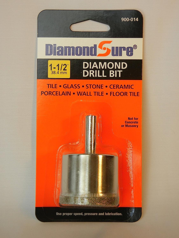 1 12 384 Mm Diamondsure Diamond Drill Bit Hole Saw For Glass