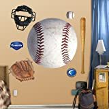 FATHEAD Assorted Baseball Graphics Graphic Wall Décor