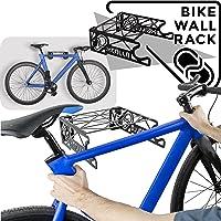 MEOLLO Soporte Colgador para Bicicleta (100% Acero)