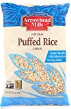 Arrowhead Mills Cereal, Puffed Rice, 6 oz. (Pack of 12)