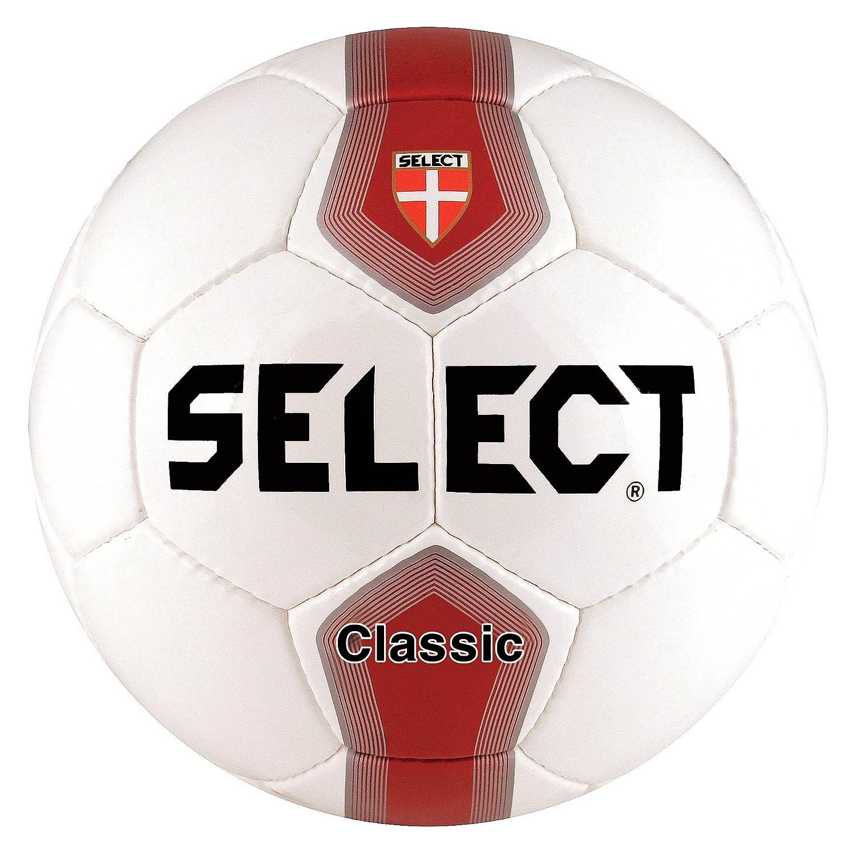 Select - Balón de fútbol, Blanco y Rojo: Amazon.es: Deportes y ...